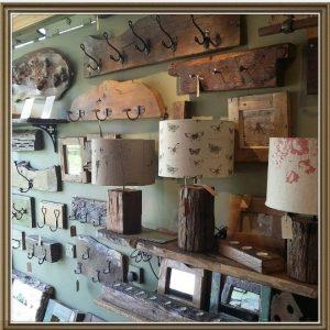 Rusticana Interiors show room